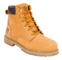 """KING'S 6"""" Steel Toe Leather Work Boots (KCWB04)"""