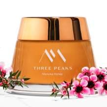 Three Peaks Manuka Honey New Zealand - Certified UMF 20+ / MGO 829+ / 7.05 oz (200gm) - 100% Natural honey, Raw honey – Ultra Premium, Healing Manuka honey