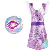 Adorbs Adorable Dress Up Clothes for Little Girls Imaginative Playtime, Purple Unicorn