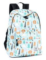 Leaper Cute Bear Laptop Backpack Girls Daypack Travel Bag Satchel Handbag Blue