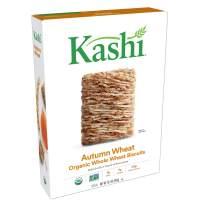 Kashi Organic Autumn Wheat Breakfast Cereal - Vegan, 16.3 Oz Box
