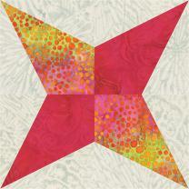 AccuQuilt GO! Fabric Cutting Dies, 4-Inch, Kite
