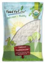 Organic Shredded Coconut, 10 Pounds - Desiccated, Unsweetened, Non-GMO, Kosher, Raw, Vegan, Bulk