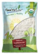 Organic Shredded Coconut, 5 Pounds - Desiccated, Unsweetened, Non-GMO, Kosher, Raw, Vegan, Bulk