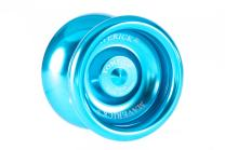 Yomega Maverick -Professional Aluminum Metal Yoyo for Kids and Beginners with C Size Ball Bearing for Advanced yo yo Tricks and Responsive Return (Colors May Vary)