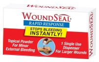 First Aid Only 90359 Woundseal Rapid Response Powder Bottle, For Larger Wounds