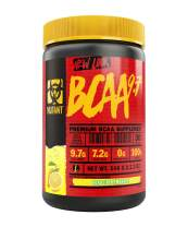 Mutant BCAA 9.7 Supplement BCAA Powder with Micronized Amino Energy Support Stack, 348g - Roadside Lemonade