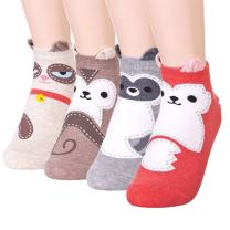 Women's Cute Animals Animation Character Socks for Girls Funny Funky Novelty Crew Gift for Lovers