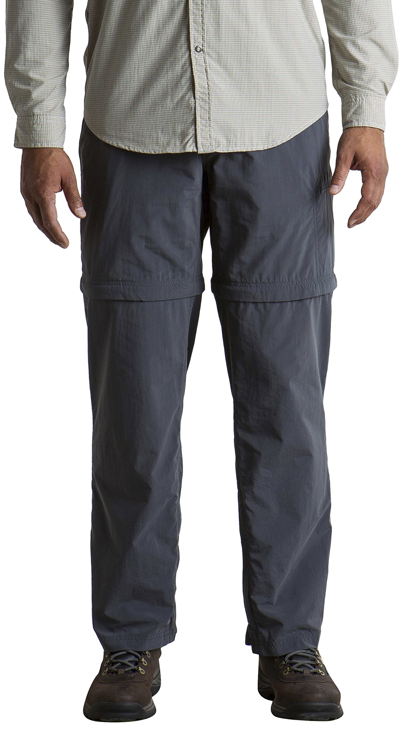 ExOfficio Mens BugsAway Sol Cool Ampario Convertible Pant - Long