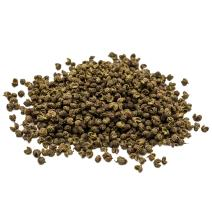 Soeos Authentic Szechuan Grade A Green Sichuan Peppercorns, Less Seeds, Strong Flavor, 3.53 oz.