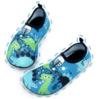 Toandon Toddler Kids Adorable Printed Water Shoes
