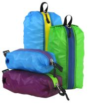 Granite Gear Air Zipditty Zippered Pouch Set - 4 - One of Each Size