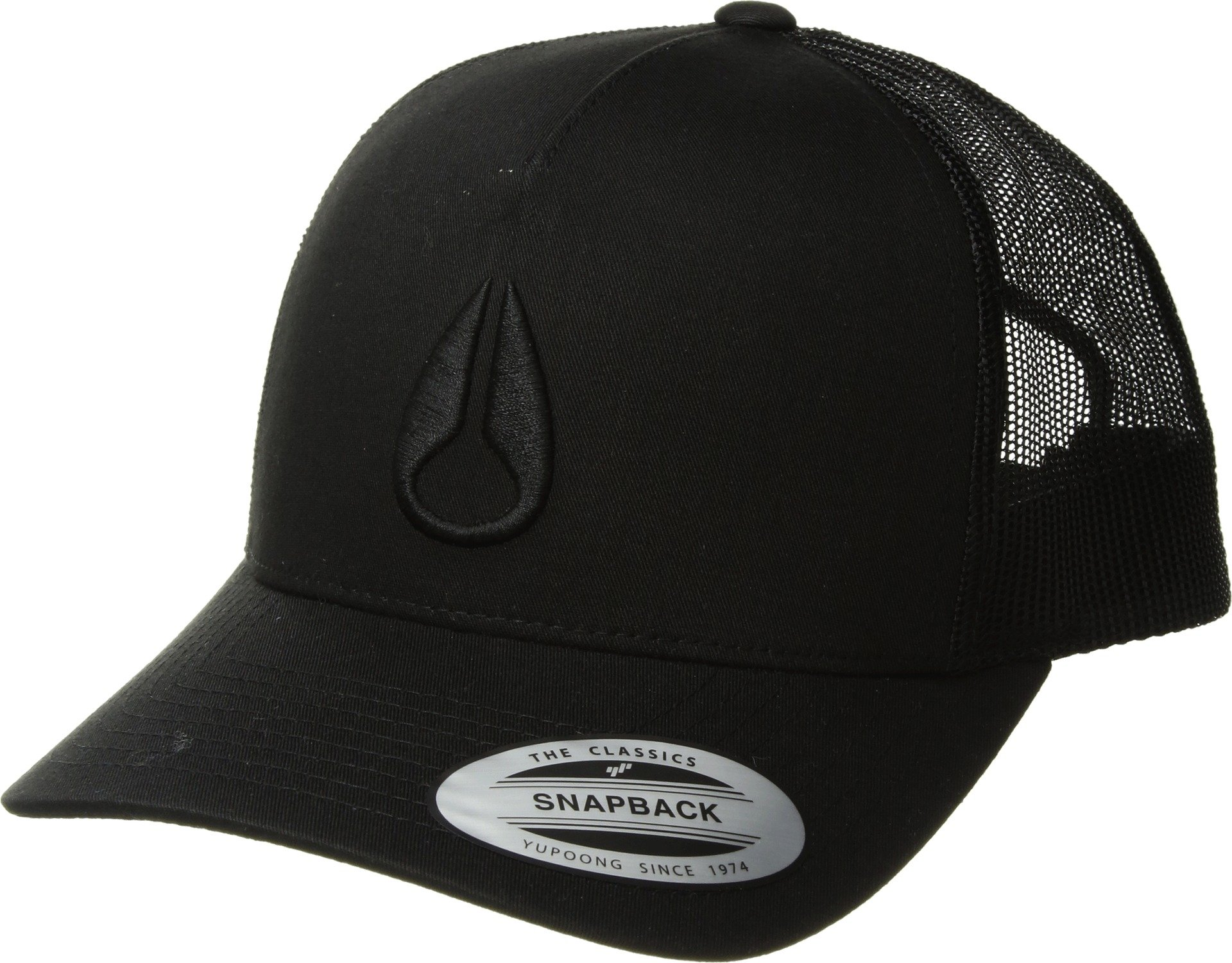 NIXON Men's Iconed Trucker Hat
