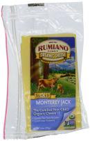 Rumiano Organic Monterey Jack Cheese, Sliced, 6 oz