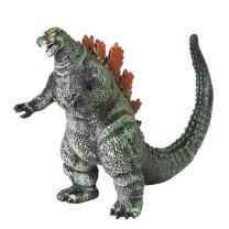 "rainbow yuango 6"" 7"" 3.5"" Educational Plastic Dinosaur Model Action Figures Toy Vinyl Plastic Godzilla Dinosaur Model for Kids Soft Touch (Gojirasaurus)"