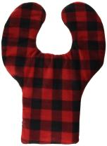 Sunny Bay Microwave Shoulder and Upper Back Heat Wrap (Large, Buffalo)