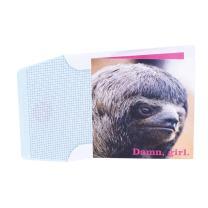 Hallmark Studio Ink Birthday Card, Anniversary Card (Sloth)