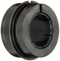 "Sealmaster ER-12T Cylindrical OD Bearing, Skwezloc Collar, Light Contact Felt Seals, 3/4"" Bore, 47 mm OD, 1-9/32"" Width"