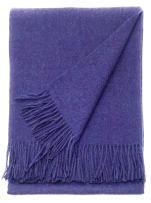 Alpaca Home   Cityscape Throw Blanket   100% Pure Baby Alpaca Wool   6.6 Feet Long X 4.25 Feet Wide   Hypoallergenic, Soft & Cozy Bedding (Alexandria)