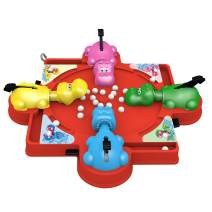 Hallmark Keepsake Christmas Ornament 2019 Year Dated Family Game Night Hungry Hippos