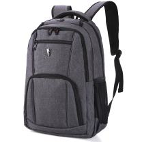 Victoriatourist V9006 Laptop Backpack with Computer Compartment Fits up to 15.6 inches … (Grey-V9008)