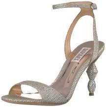 Badgley Mischka Women's Evamarie Heeled Sandal