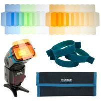 Rogue Photographic Design ROGUEGEL-CC Flash Gels Color Correction Filter Kit