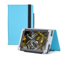 "Fire HD 6 Case (2014 model), Blue,  Nupro, Standing Case, Protective Cover (4th Generation: 6"")"