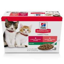 Hill's Science Diet Kitten Wet Food Variety Pack