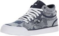 DC Women's Evan HI TX LE Skate Shoe