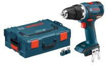 Bosch DDS182BL Bare-Tool 18-volt Brushless 1/2-Inch Compact Tough Drill/Driver with L-Boxx-2 and Exact-Fit Tool Insert Tray