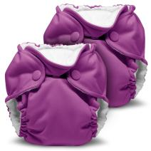 Lil Joey All in One Cloth Diaper, Orchid