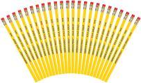 The Write Dudes U.S.A. Gold Pencils Premium Wood