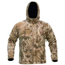 Kryptek Vellus Camo Hunting Jacket (Vellus Collection)
