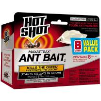 Hot Shot MaxAttrax Ant Bait2, 8-Count, 6-Pack