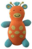 Joobles Fair Trade Organic Stuffed Animal - Jiffy The Giraffe
