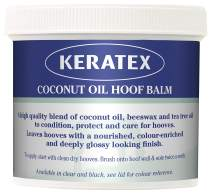 Keratex Coconut Oil Hoof Balm, 400g, Clear