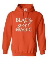 Go All Out Adult and Youth Black Girl Magic Sweatshirt Hoodie