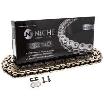 NICHE 630 Drive Chain 88 Links Standard Non O-Ring with Connecting Master Link