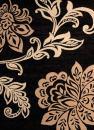 United Weavers of America Dallas Trousseau Rug - 5ft. 3in. x 7ft. 2in, Beige, Polypropylene Rug with Floral Pattern, Jute Backing. Modern Indoor Rugs