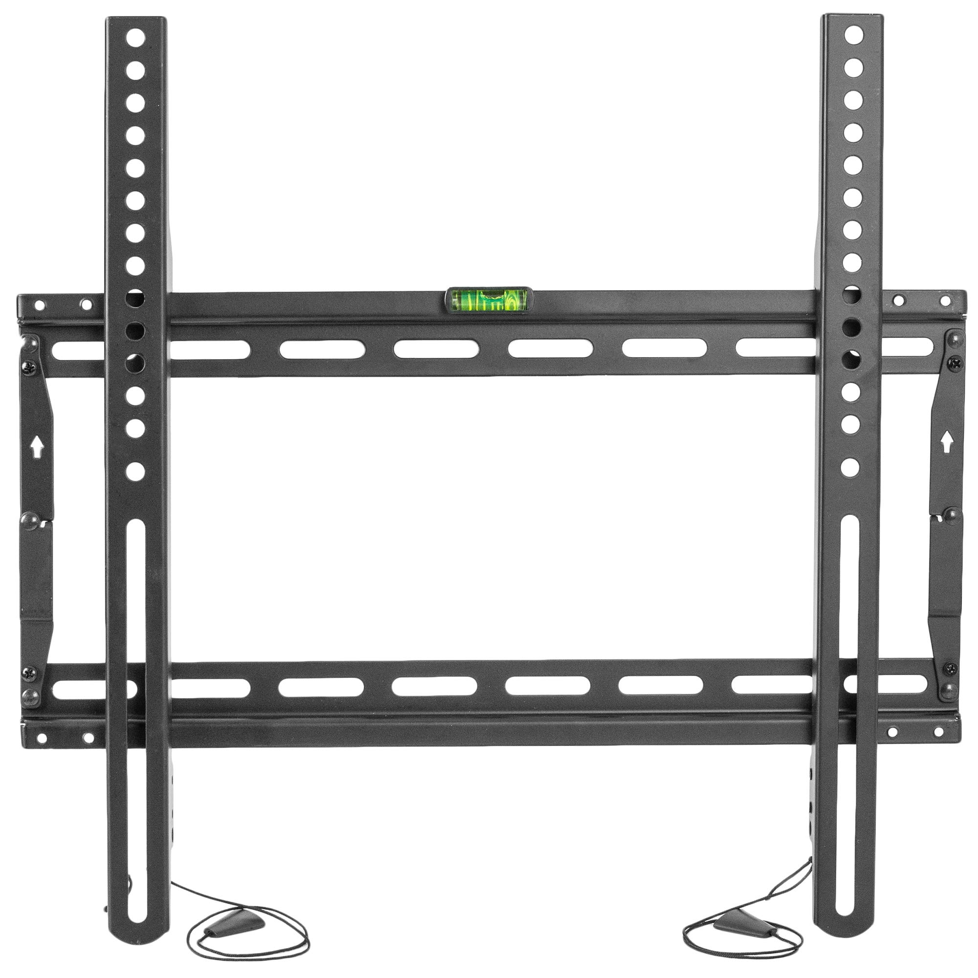 VIVO Extra Large TV Wall Mount for 32 to 70 inch Screens | Fixed Heavy Duty Folding Bracket (MOUNT-VW70F)