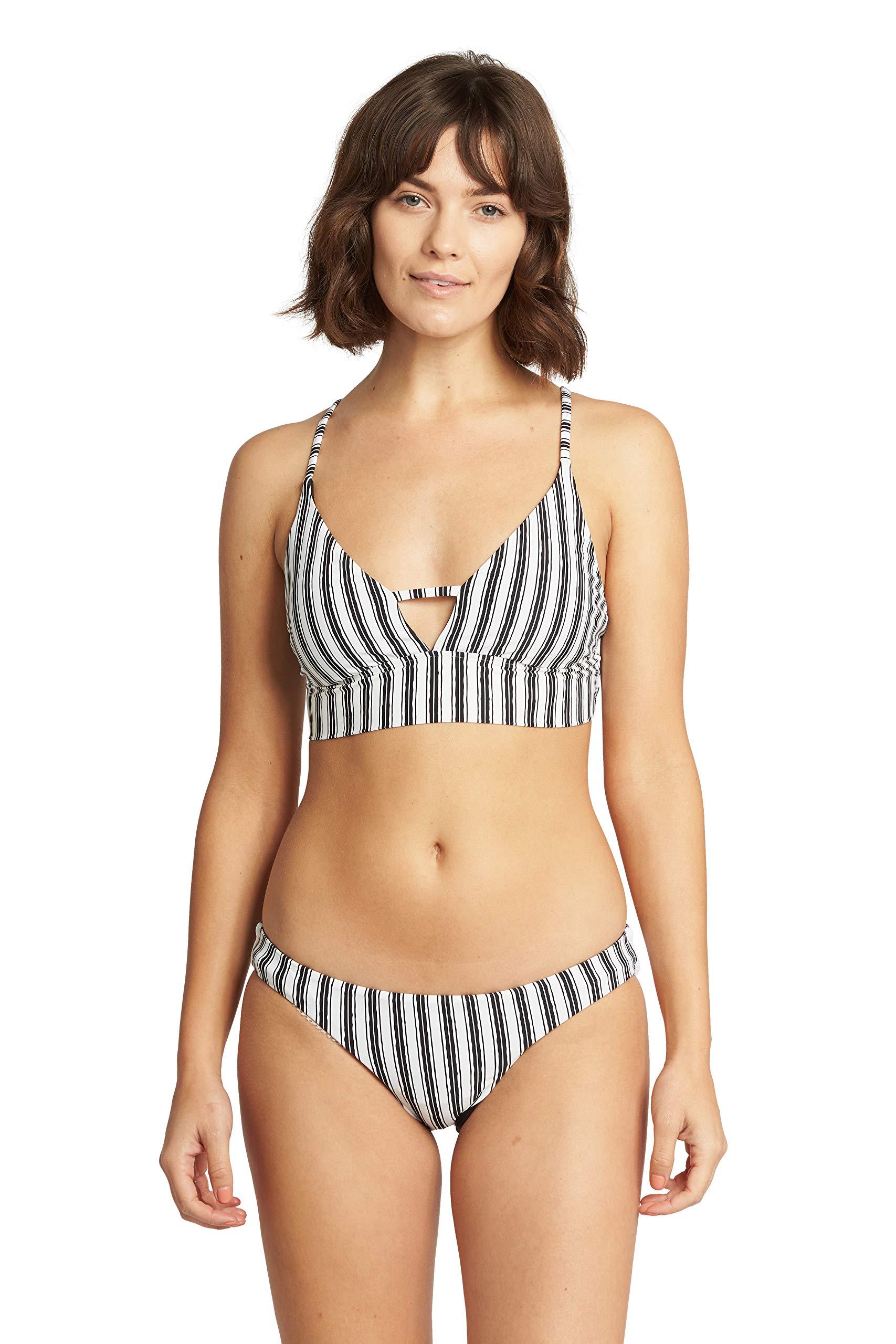 Billabong Women's Classic V Neck Cami Bikini Top