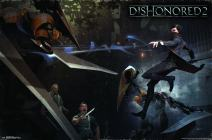 "Trends International Dishonored 2 - Battle, 22.375"" x 34"", Premium Unframed"
