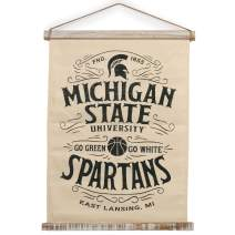 Open Road Brands NCAA Collegiate University Canvas Banner Wall Décor