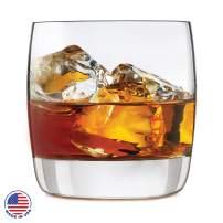 Libbey Signature Kentfield Rocks Cocktail Glasses, Set of 4