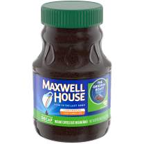 Maxwell House Decaf Original Medium Roast Instant Coffee (8 oz Jars, Pack of 3)