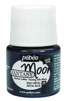 PEBEO Fantasy Moon, 45 ml Bottle - Metal Blue
