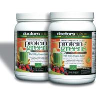 (Pack of 2) PH50 Protein Greens Drink with Certified Organic Ingredients by Doctors Nutra Nutraceuticals, 1.19 Pounds (540 Grams) 50 Superfoods, Probiotics, Digestive Enzymes, Natural Vanilla Flavor