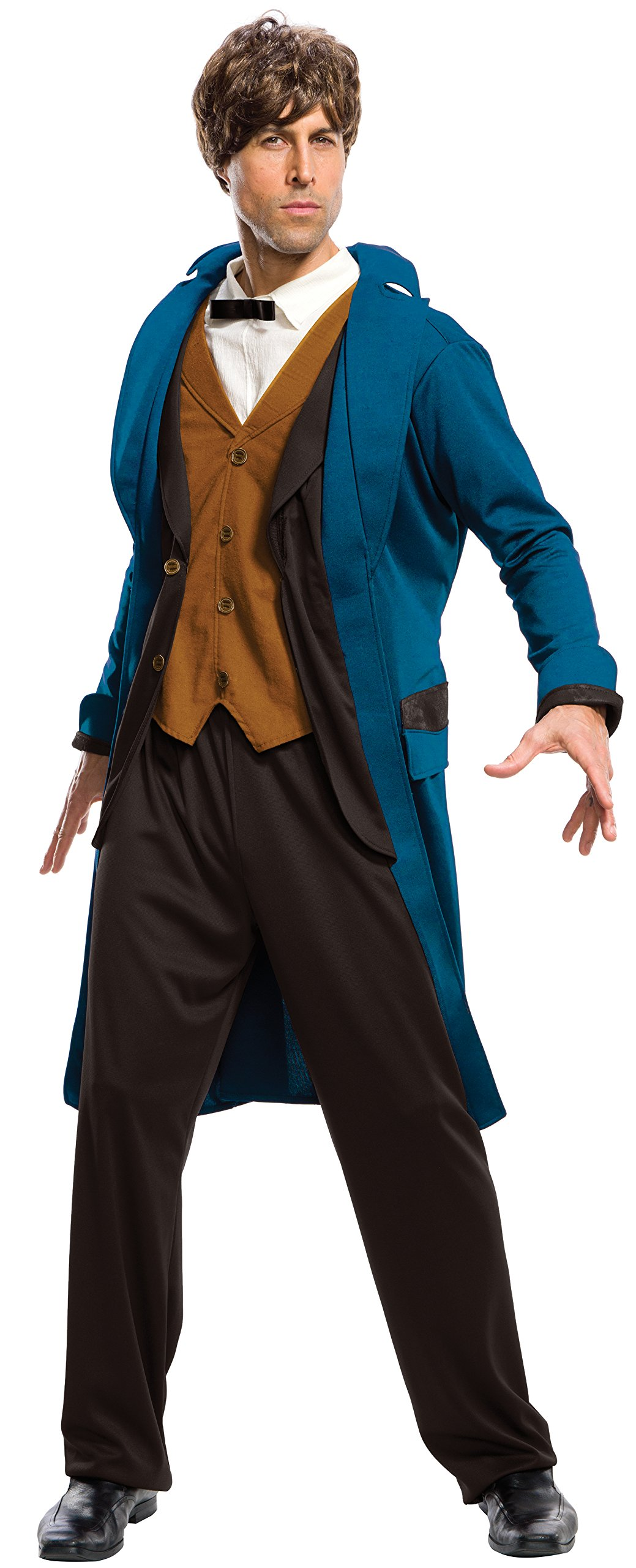Rubie's Costume Co. Men's Fantastic Beasts Where to Find Them Deluxe Newt Scamander