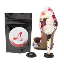 StiloGuard Heel Protectors - ONE-SIZE-FITS-ALL. Stops Heels Sinking into Grass